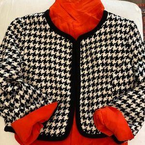 Fifteen Twenty Red Silk button down
